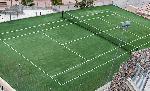 Boisko do tenisa