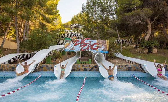 Park wodny Aqualandia