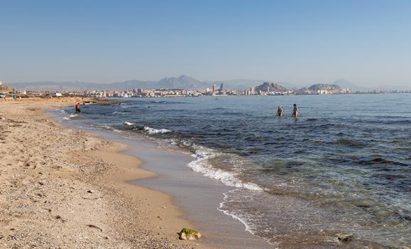 Plaża San Juan i Muchavista